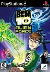 Ben 10 - Alien Force (Playstation 2)
