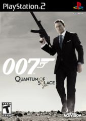 007 - Quantum of Solace (Playstation 2)