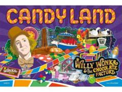 Candy Land Willy Wonka