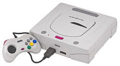 Sega Saturn System JPN (any color)