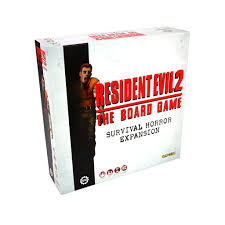Resident Evil 2: The Board Game (Survival Horror Expansion)
