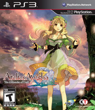 Atelier Ayesha Alchemist of Dusk The