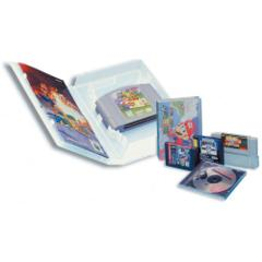 Universal Video Game Case (Clear)