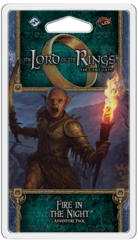 Fire in the Night - Adventure Deck (The Lord of the Rings) - The Card Game