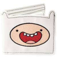 White - Finn - Bifold Wallet (Adventure Time)