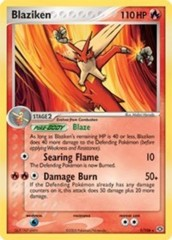 Blaziken - 1/106 - Non-holo (Deck Exclusive)