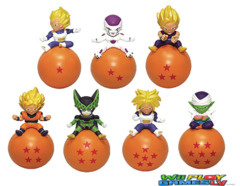 Dragon Ball Z (Rockerz) - Wobbling