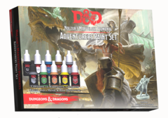 DnD: Nolzur's Marvelous Pigments - Adventurers Paint Set