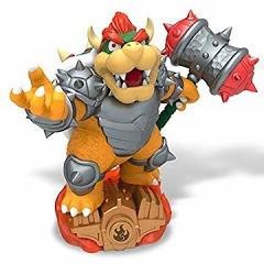 Skylanders Bowser (Mario Party Amiibo/Skylanders Supercharged)