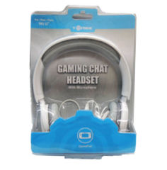 Gaming Headset (Wii U) - Chat