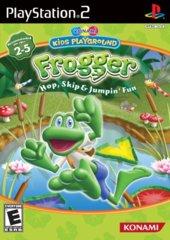 Frogger - Hop Skip & Jumpin Fun (Playstation 2)