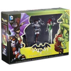 Eaglemoss Masterpiece Collection: Batman Femmes Fatales