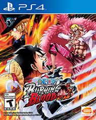 One Piece Burning Blood (Playstation 4)