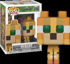 #318 - Ocelot (Minecraft)