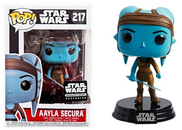#217 - Aayla Secura (Star Wars)
