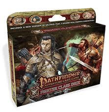 Pathfinder Adventure (Card Game) - Fighter Class Deck