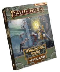 Pathfinder - Abomination Vaults Adventure Path Pawn Collection