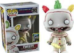 #243 - Twisty (Freak Show) (2015 Summer Convention Exclusive)