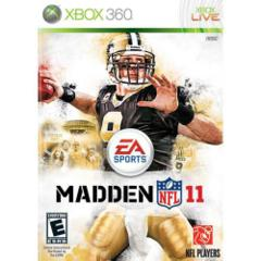Madden NFL 11 (Xbox 360)