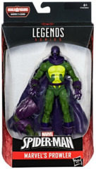 Marvel's Prowler (Spider-Man) - Marvel Legends Series (Build-A-Figure - 6in)