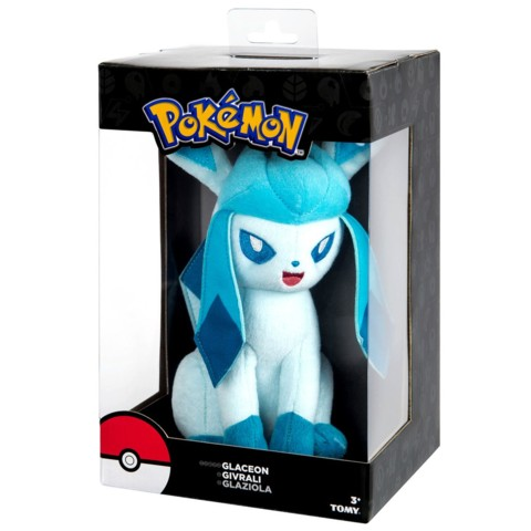 Glaceon - Pokemon Plush (Tomy)