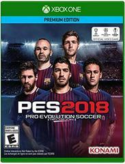 PES 2018 (Pro Evolution Soccer) (Xbox One)