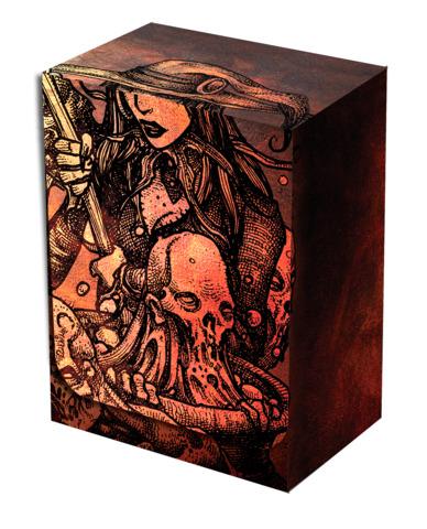 Legion Super Iconic Tri-Force Deck Box