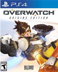 Overwatch - OE (Playstation 4)
