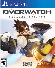Overwatch - OE (Playstation 4)