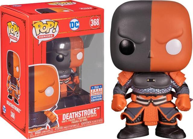 #368 DC - DeathStroke - 2021 Summer Convention Shared Exclusive