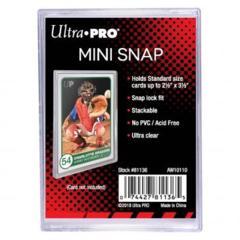 Ultra Pro - Mini Snap Card Holder