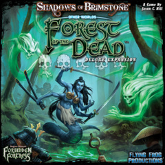 Shadows of Brimstone - Forest of the Dead (Deluxe Expansion)