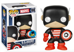 #108 U.S Agent (Marvel) Comikaze Exclusive