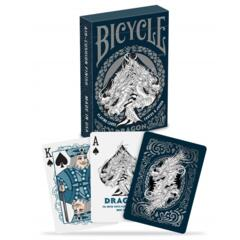 Dragon PLaying Cards - (Bicycle)