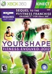 Your Shape - Fitness Evolved '12 - Kinect (Xbox 360)
