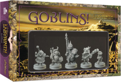 Jim Henson's Labyrinth - The Board Game - Goblins! Expansion