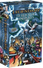 Marvel  Legendary: Heroes Of Asgard