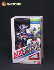 NXEDGE - MOBILE SUIT GUNDAM 00: AWAKENING OF THE TRAILBLAZER - MS UNIT 00 QAN[T]