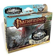 Pathfinder Adventure (Card Game) - Skull & Shackles - Price of Infamy