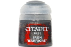 Base: Iron Warriors (12ml)