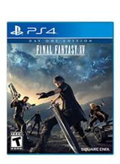 Final Fantasy - XV (Playstation 4) - PS4
