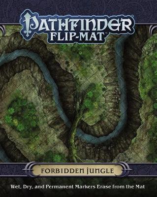 Pathfinder Flip-Mat: Forbidden Jungle