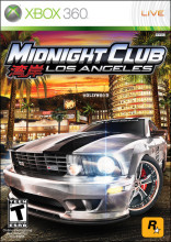 Midnight Club - Los Angeles (Xbox 360)