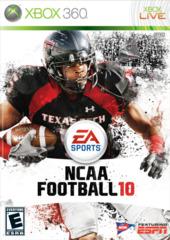 NCAA - Football 10 (Xbox 360)