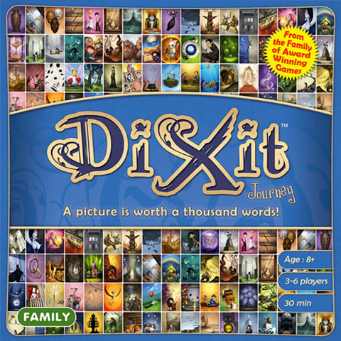 Dixit - Journey