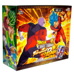 The Tournament of Power (Dragon Ball Super) Themed Booster 01 Booster Box