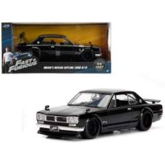 Brian's Nissan Skyline 2000 GT-R (Fast & Furious) - Jada 1:24