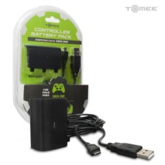 (Hyperkin) Xbox One Controller Battery Pack w/ Charge Cable - Tomee