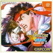Capcom Vs. SNK - Japanese Version