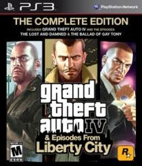 Grand Theft Auto IV, Complete Edition